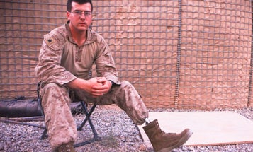 UNSUNG HEROES: The Marine Who Lost A Leg In Iraq And Became A Georgia State Trooper