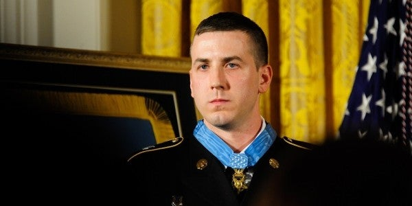See What Medal Of Honor Recipient Ryan Pitts Told Graduating Students During A Commencement Speech