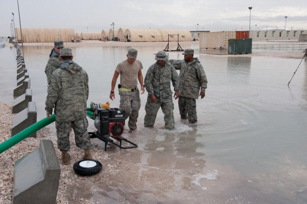 5 Ways Climate Change Will Impact The US Military