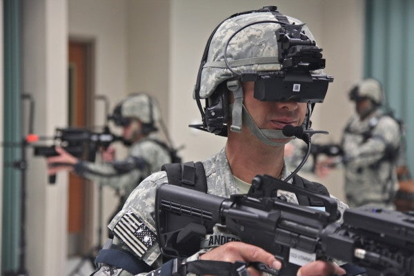 Why Too Much Military Technology Could Be A Bad Thing
