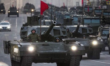 Why Russia's New Tanks Are A Wake-Up Call For The US