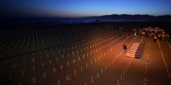 A Veteran Of The Iraq War Reflects On His Fallen Comrades