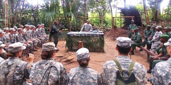How Cultural Diplomacy Supports American Military Objectives