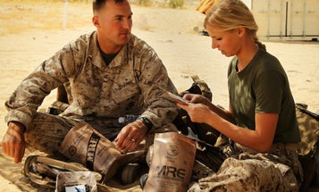 7 types of people you date while in uniform