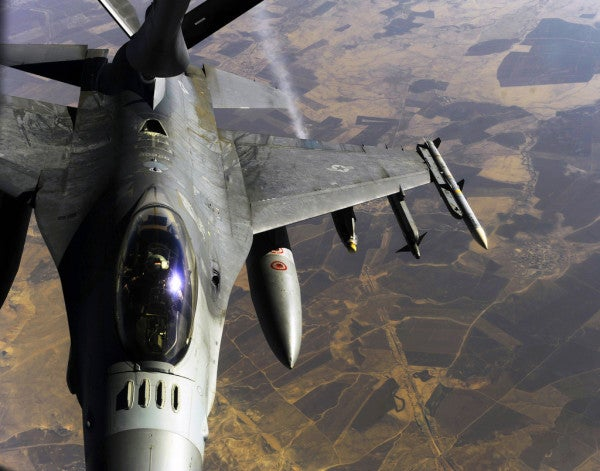 Pilots Frustrated Over Rules Of Engagement In Fight Against ISIS