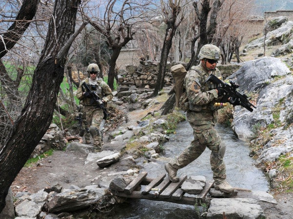 Why Tracking Skills Are Still Relevant To Troops On The Ground