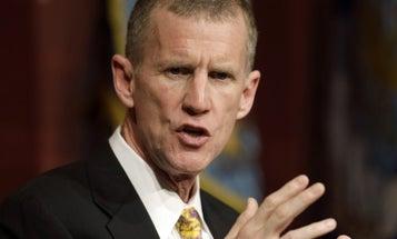 McChrystal's Plan To Shake Up The Service Shouldn't Stop At Senior Ranks