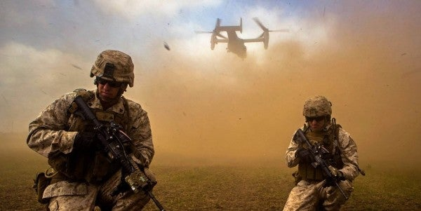 The Military Should Focus On Actual Threats, Not Hypothetical Ones