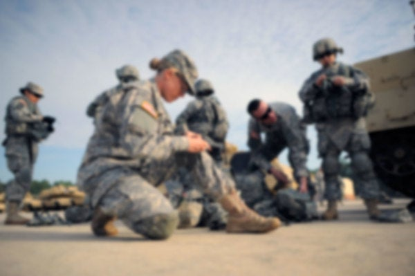 It's Very Hard To Prosecute Rape In The Military — Trust Me, I Know