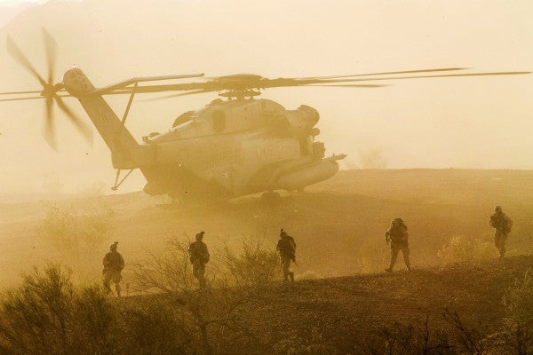 How I Let Go Of The Embarrassment I Felt For Having Never Served In Combat