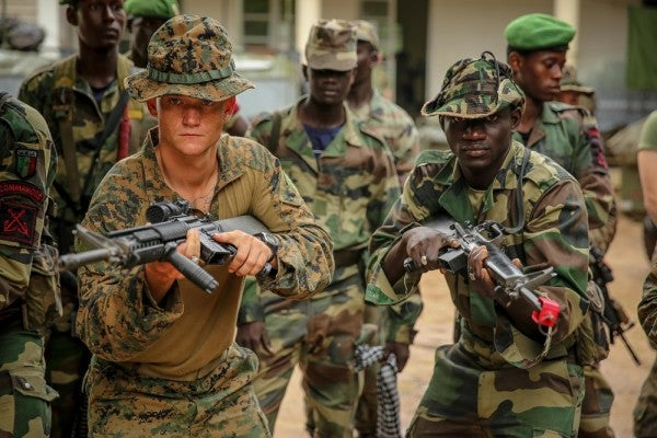 The War We're Fighting In Africa No One Wants To Talk About
