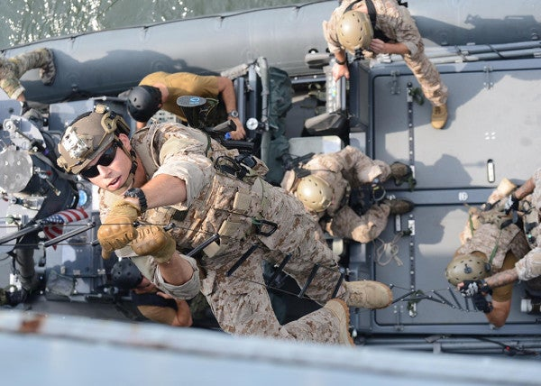 In Special Operations Community, Service Rivalry Stops On The Battlefield