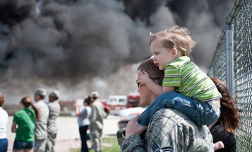 This Father's Sacrifice Demonstrates How Military Families Stand Apart