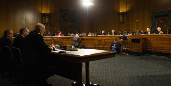 How Recent Congressional Action Has Hurt The Trust Of The Armed Forces