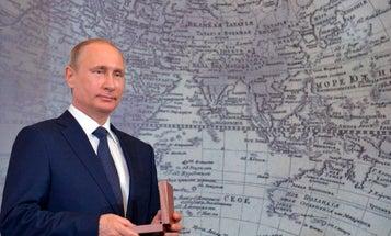 Putin Thinks The US Has Too Many Military Bases Around The World