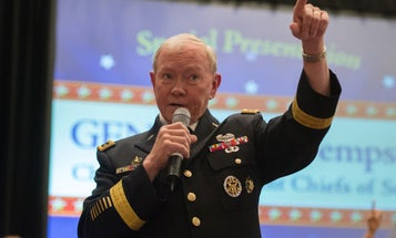 Chairman Of The Joint Chiefs' Office: Do These 5 Things When Transitioning To Civilian Life