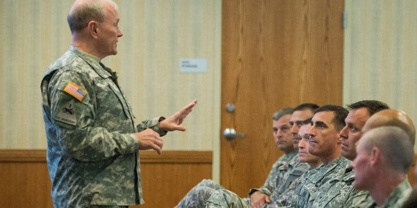 Chairman Of The Joint Chiefs' Office: 5 Ways Military Leaders Can Support Transitioning Service Members