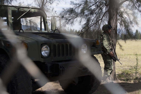 How Info Ops Could Be Used To Improve Military Engagement With Mexico