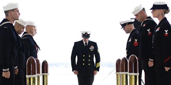 Pentagon Sends Retirement Plan Recommendations To Congress