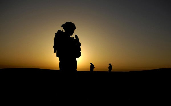 After The Military, How Do We Regain A Sense Of Purpose?