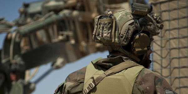 Combat Helmets Have Moved Beyond Just Protection