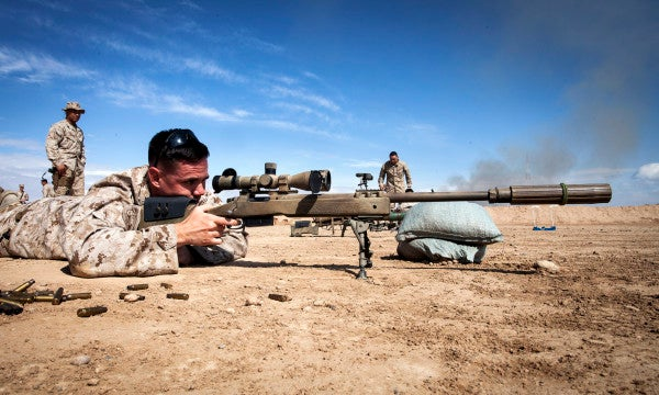 Why The Marines Need A New Sniper Rifle