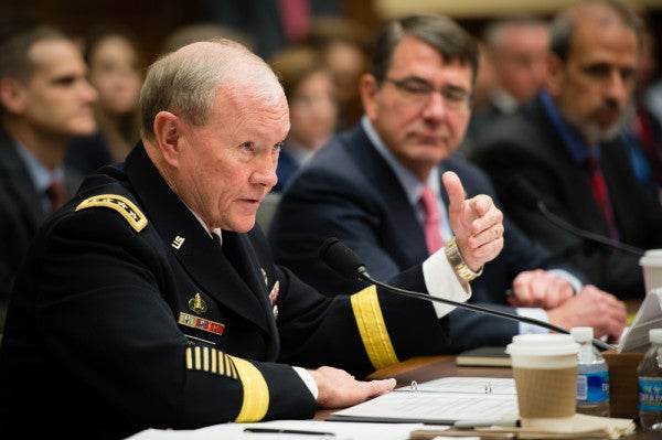 Carter, Dempsey Called To Testify On Middle East Policy