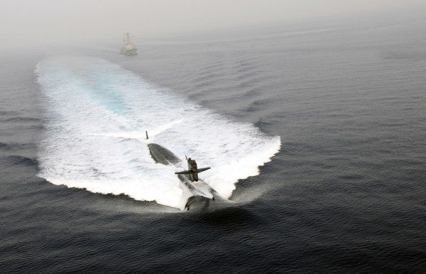 Is The Navy's Submarine Fleet Falling Behind The Times?