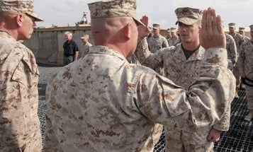 Everyone In The Military Will Be Promoted One Time Too Many