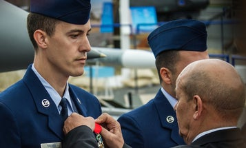 UNSUNG HEROES: The Air Force Technician Who Rescued 3 French Airmen From Flaming Wreckage