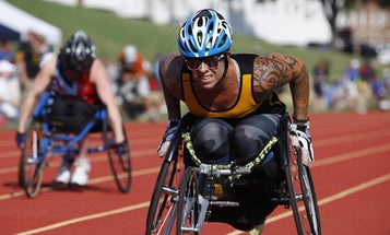 10 Powerful Photos That Will Change Your Mind About What It Means To Be An Athlete
