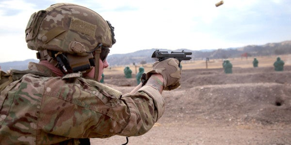 These Firearms Manufacturers Represent The Top Competition For The Army's New Handgun