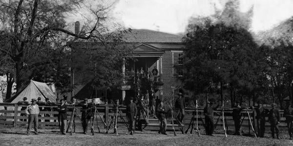 What The Surrender At Appomattox Court House 150 Years Ago Teaches Us About Reconciliation