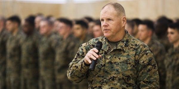Carter Taps Lt. Gen. Robert Neller As Next Marine Corps Commandant