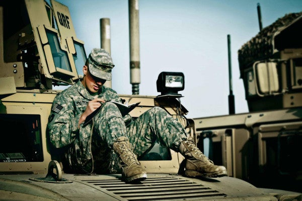How Veterans Are Using Fiction To Tell The Truth Of War