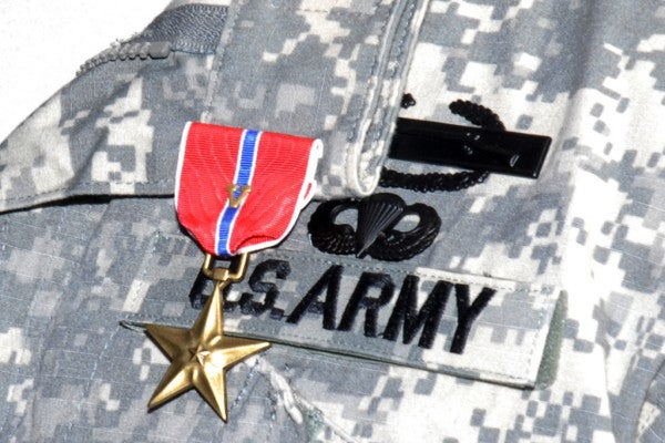 Even Among Active-Duty Troops, Stolen Valor Can Be A Problem