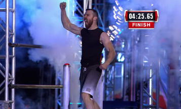 Watch These Service Members Dominate The American Ninja Warrior Course