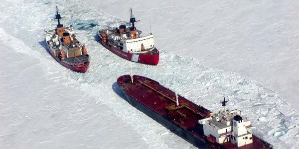 In The Arctic, The US Is Falling Behind Russia In Race For Resources
