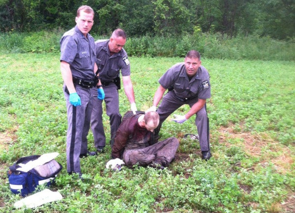 The Shot That Dropped Escaped Convict David Sweat Was Incredible