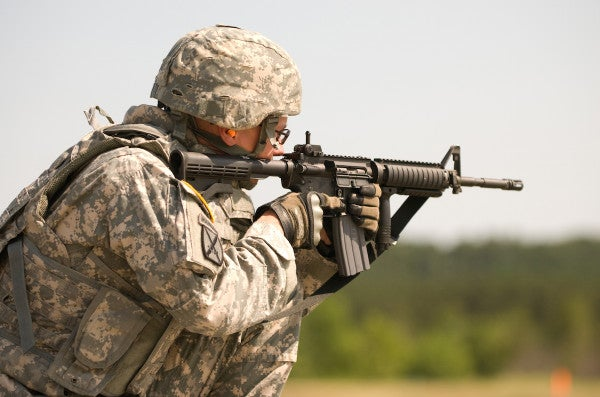 Here's The Tech The Army Wants To Use To Upgrade The M4