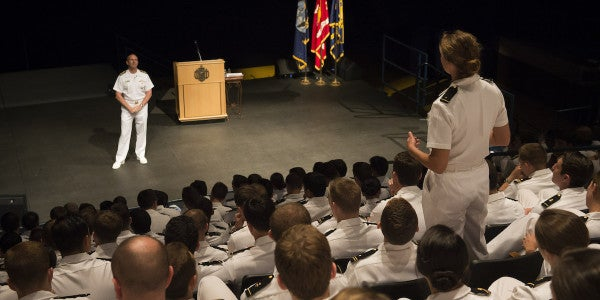 What The Navy's New Maternity Leave Policy Means For Recruitment And Retention Efforts