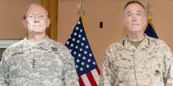 Here Are The Highlights From The Joint Chiefs' New National Military Strategy