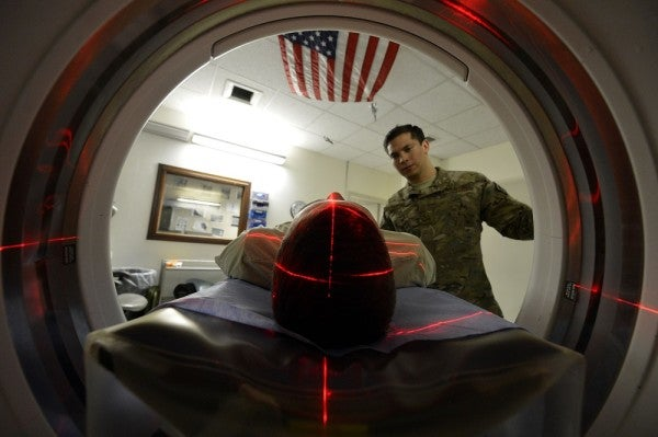 The DoD, VA Are Collecting Brains, For A Good Reason