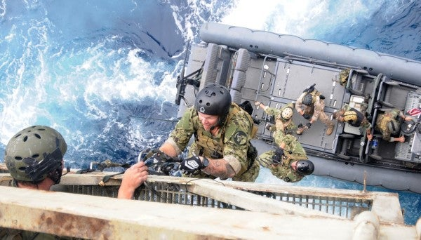 How Navy SEALs Conquer And Control Their Fear