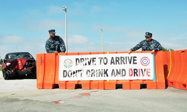 Are Rideshare Platforms Like Uber The Answer To Limiting DUIs In The Military?