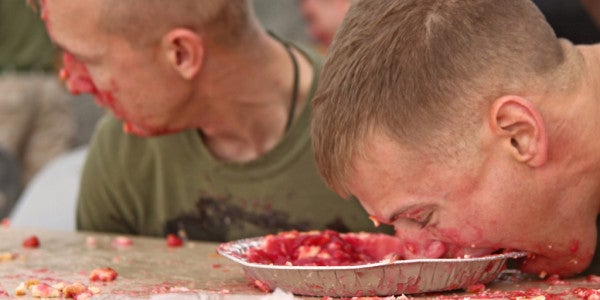 1 In 3 Young Adults Too Fat For Military Service