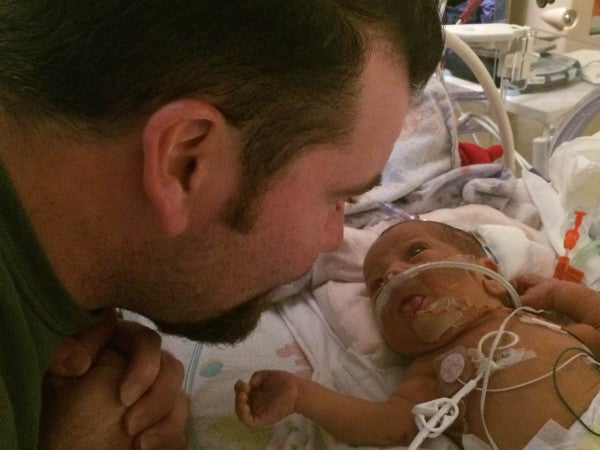 UNSUNG HEROES: The Community That Helped When My Wife Went Into Premature Labor