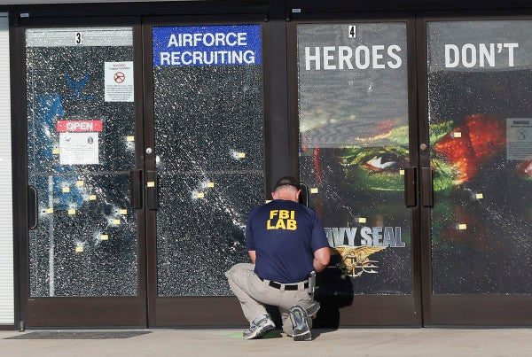 What We Know About The Marines Killed In Chattanooga