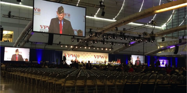 An Iraq War Vet's Firsthand Account Of The VFW National Convention