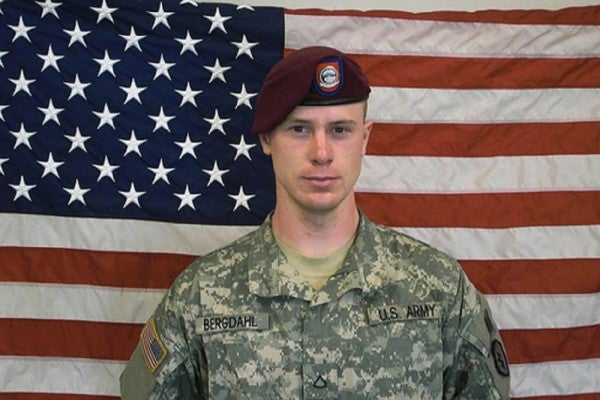 Bergdahl Present During California Pot Raid